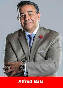 Alfred Bala speaker