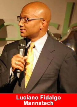 Luciano Fidalgo Achieves Gold Presidential Director Rank At Mannatech