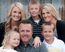 Mark Comer Family
