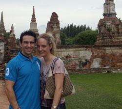 Masa Cemazar in Thailand