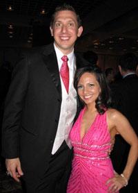 Matt and Rhonda Salah Morris