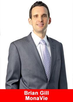 Brian Gill,Monavie,PResident of Communications