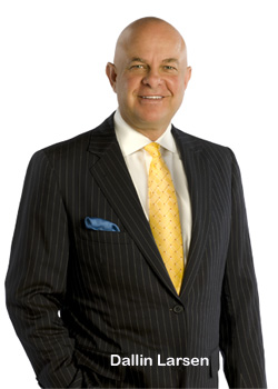 Dallin Larsen MonaVie CEO