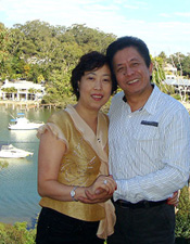 Shelley Ke and Victor Xu