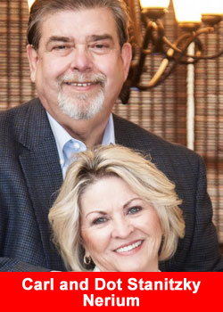Carl and Dot Stanitzky, Nerium