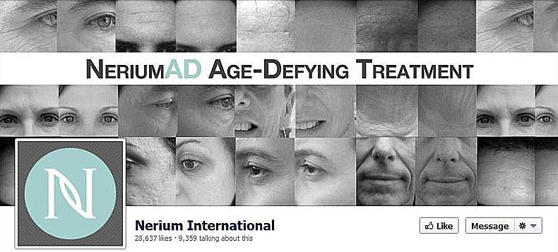 Facebook Nerium International