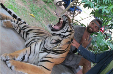 Fun in Thailand