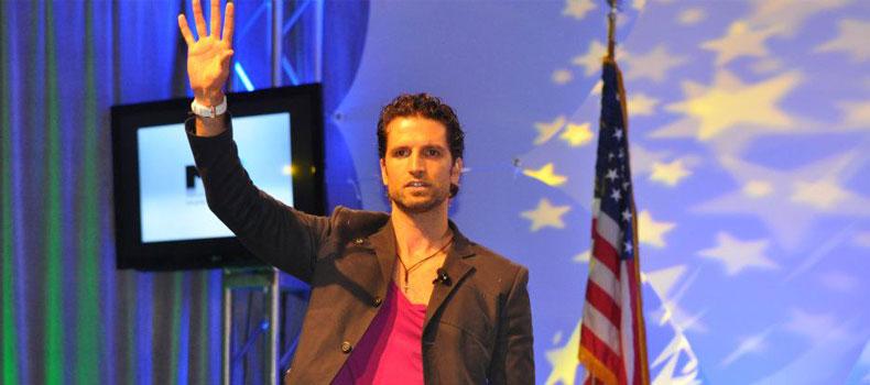 Nick Sarnicola On Stage