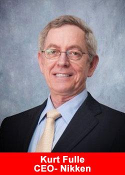 Kurt Fulle, CEO, Nikken