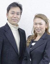 Kei Itaka and Midori Tajima Earners Hall Of Fame