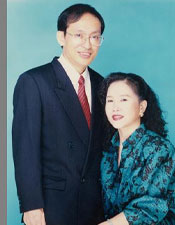 Ming Ming et Kuan Ch ChenTop personnes gagnant Hall Of Fame