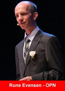 Rune Evensen - CEO OPN Sitetalk