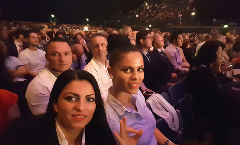 OneCoin London Convention Wembley
