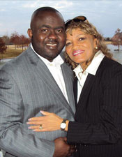 Abbey and Rene Ikeola Organo Gold