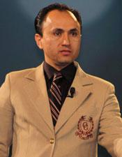 Bolivar Fernandez Organo Gold
