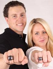 Brett and Michelle Organo Gold