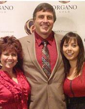 Casey, Deanna & Stephen Nilsen Organo Gold
