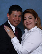 Edgar and Noella Flores Organo Gold