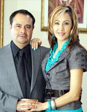 Esther Hernandez and Mario Castelan Organo Gold