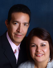 Francisco and Adriana Vazquez Organo Gold