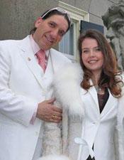 Igor Alberts and Marisa Honing - Organo Gold