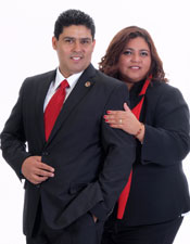 Jacob & Yuli Camacho Organo Gold