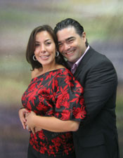 Jorge and Gaby Solis Organo Gold