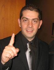 José Luis Rivas Organo Gold