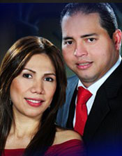 Marvin and Hioseth Martinez Organo Gold