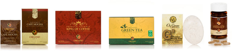 Organo Gold Products Review 2012