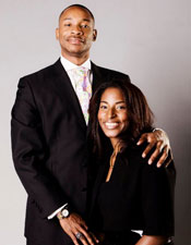 Rramon and Tyra Fulcher Organo Gold