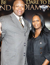 Silas and Sherlyn King Organo Gold