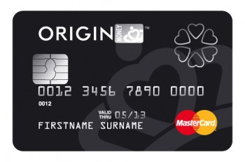 Origin Pure Mastercard