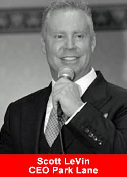 Park Lane, CEO, Scott LeVin