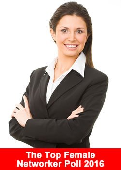 Top Female Networker