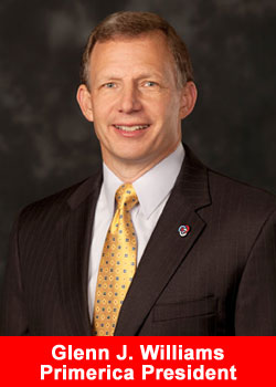 Glenn Williams, President, Primerica