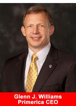 Primerica, CEO, Glenn Williams
