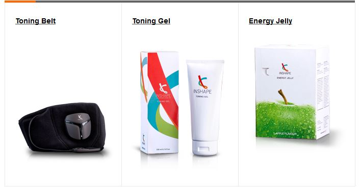 Qnet Weight Management system