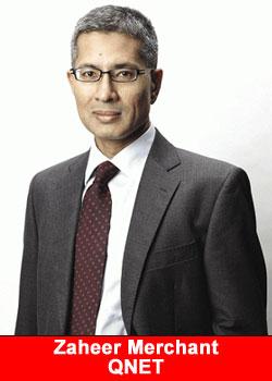 Zaheer Merchant, QNET