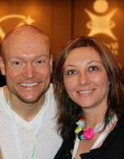 Dustin and Andrea Sullenger ViSalus