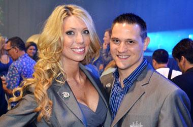 Rachel and Josh Jackson