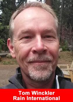 Tom Winckler, Rain International