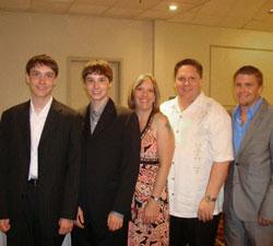The Hollis Family