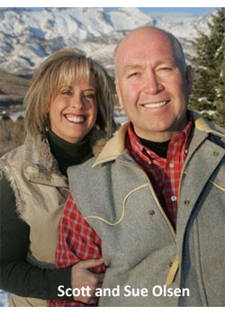 Scott and Sue Olsen - MonaVie