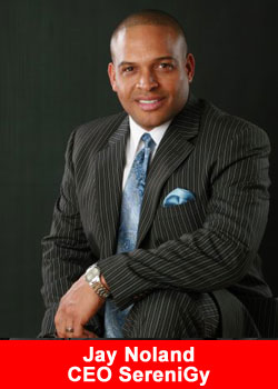 Jay Noland, CEO, Serenigy