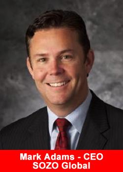 Mark Adams, CEO, Sozo Global