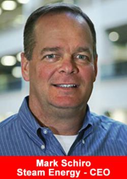 """Stream Energy, CEO, Mark """"Bouncer"""" Schiro"""