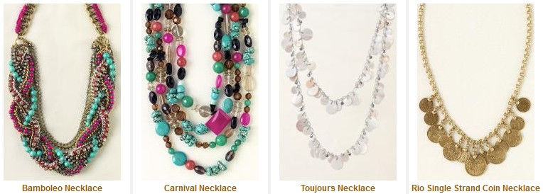 Stella and Dot Products 2011