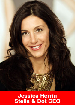 Jessica Herrin, Stella and Dot, CEO