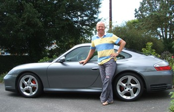 Steve Mitchell Porsche